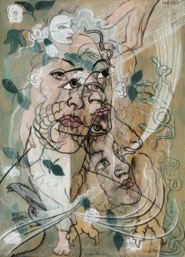 Francis Picabia-Medea-1929