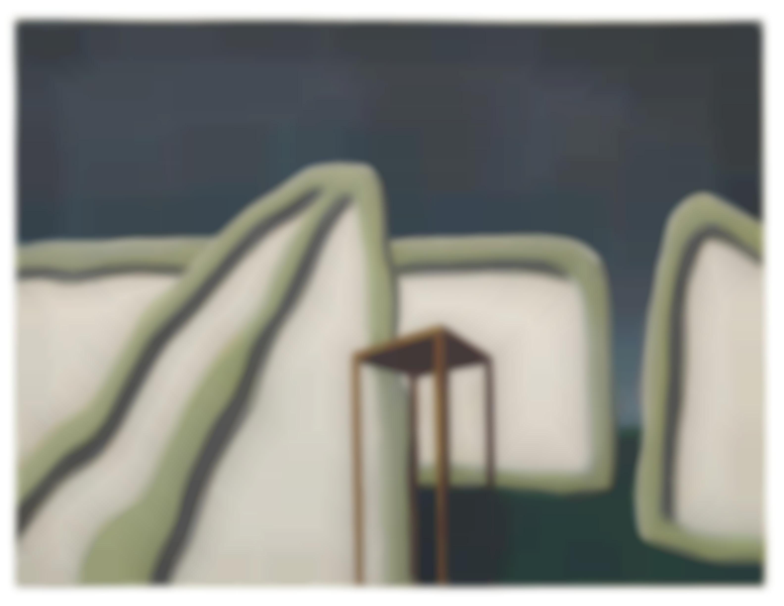 Rene Magritte-Le Prisonnier-1928