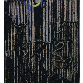 Max Ernst-La Foret Et La Lune Bleue-1927