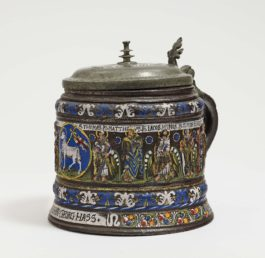 A Stoneware Tankard - Creussen, 2Nd Half Of The 17Th Century