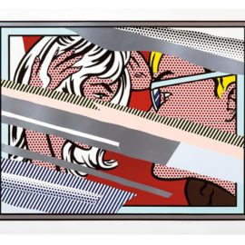 Roy Lichtenstein-Reflections On A Conversation (From Reflections)-1990