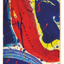 Sam Francis-Untitled (Sf63-331)-1963