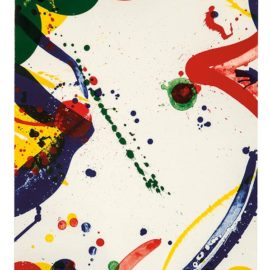 Sam Francis-Green And Red-1966