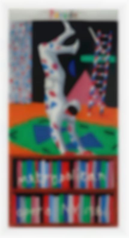 David Hockney-Parade-1981