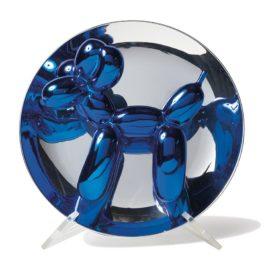 Jeff Koons-Balloon Dog (Blue)-1995