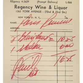 Andy Warhol-Paris Review-1967