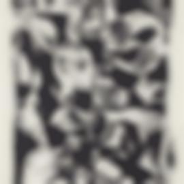Jackson Pollock-Untitled (P 29)-1964