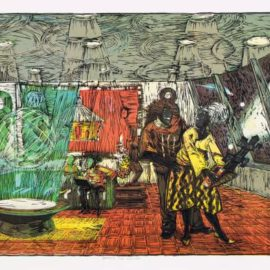 Kerry James Marshall-Keeping The Culture-2010