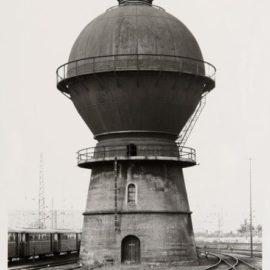 Bernd and Hilla Becher-Trier-Ehrang, From Wasserturme-2009