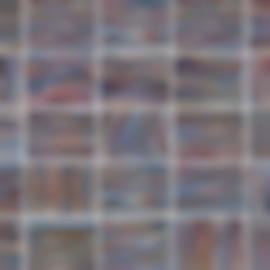 Sol LeWitt-Brushstrokes: Horizontal And Vertical-1996
