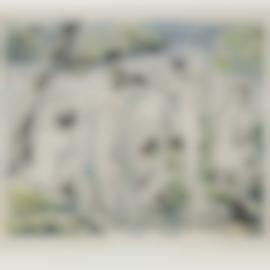 Paul Cezanne-Les Baigneurs (Petite Planche), From Album Destampes De La Galerie Vollard-1897