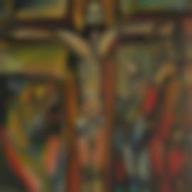 Georges Rouault-Crucifixion-1940