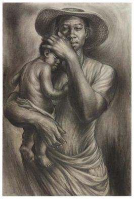 Charles White - Ye Shall Inherit The Earth-1953