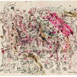 Jackson Pollock-Untitled-1944