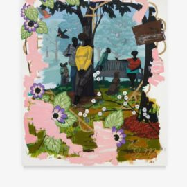 Kerry James Marshall-Vignette 19-2014