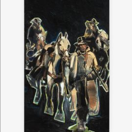 Richard Prince-Untitled (Cowboy)-2013