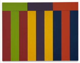 Brice Marden-Number Two-1984