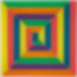 Frank Stella-Untitled-1966