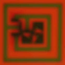 Omar Rayo-Minimal Fict-1968