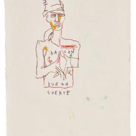 Jean-Michel Basquiat-Untitled-1982
