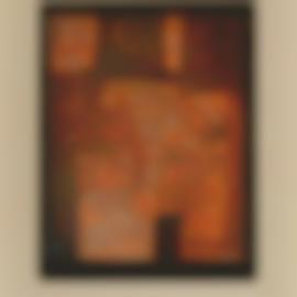 Paul Klee-Der Exkaiser-1921