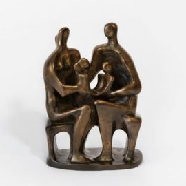 Henry Moore-Family Group-1947