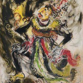 Affandi-Jauk Manis Dancer-1979