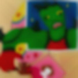 Niki de Saint Phalle-Mechant Mechant Puzzle-1995