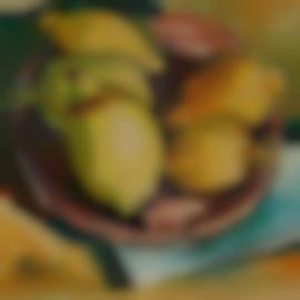 Karl Schmidt-Rottluff-Zitronen-1943