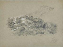 Claude Monet-Rochers Et Falaisses A Sainte-Adresse-1857