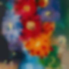 Jean Dufy-Bouquet De Fleurs