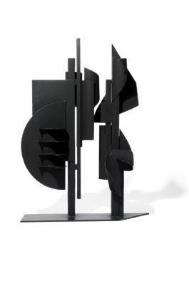 Louise Nevelson-Maquette For Sky Landscape II, 1976-1979-1979