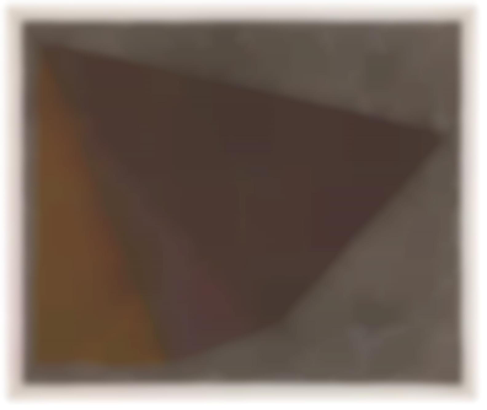 Sol LeWitt-Pyramid-1985
