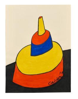 Alexander Calder-Mazda-1974