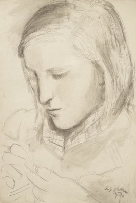 Pablo Picasso-Tete De Femme (Marie-Therese)-1937