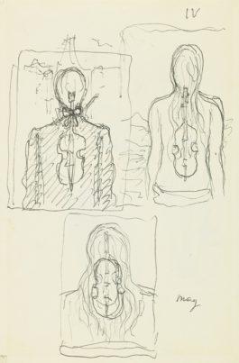Rene Magritte-Lettres Persanes (Un Peu De Lame Des Bandits)-1960