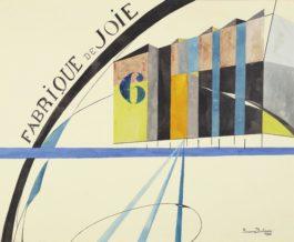 Suzanne Duchamp-Fabrique De Joie-1920