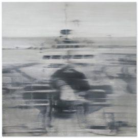Gerhard Richter-Vogelfluglinie-1967