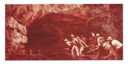 Mark Tansey-Myth Of Depth Ii-1987