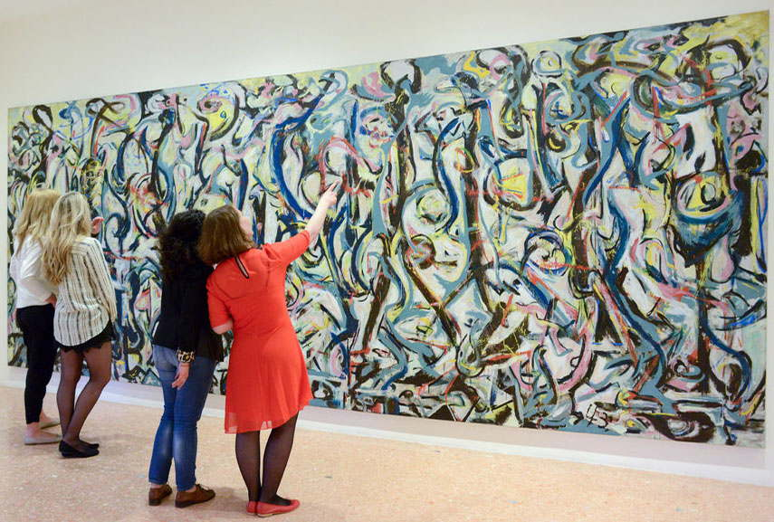 Venice Biennale, 2015, political expression, Ukraine, Syria, Jackson Pollock, news, culture, city