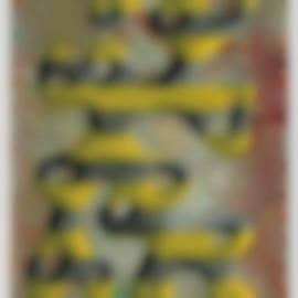Peter Schuyff-Untitled-1990