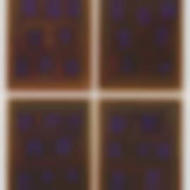 Gunther Forg-Struktur (Structure)-1988