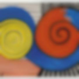 Alexander Calder-Double Nautilus-1973