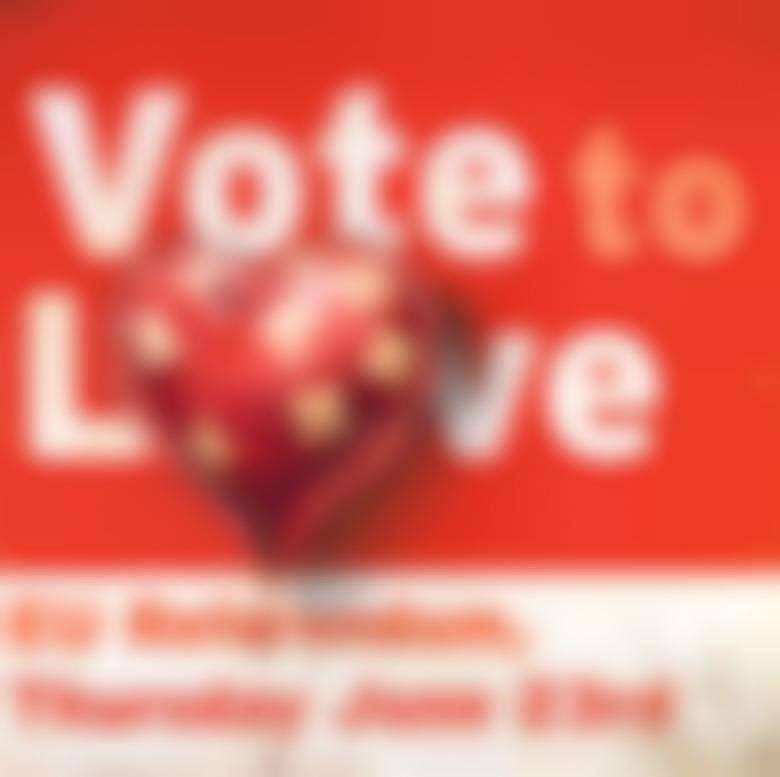 Banksy-Vote To Love-2018