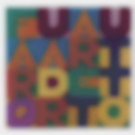 Alighiero Boetti-Far Quadrare Tutto (To Square Everything Up)-1979