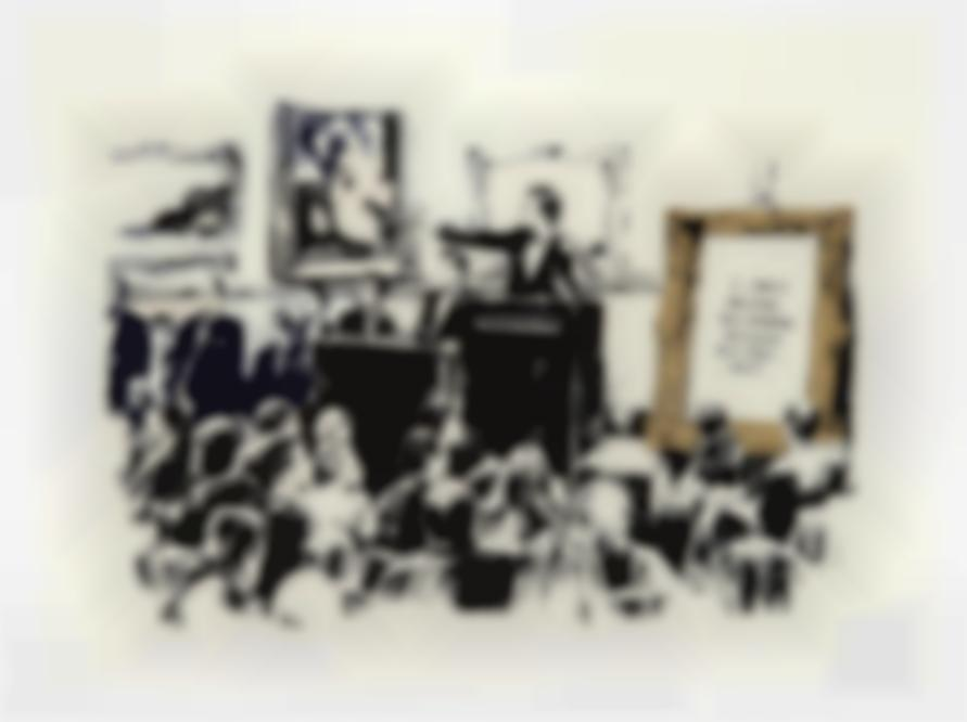 Banksy-Morons (La Edition)-2006