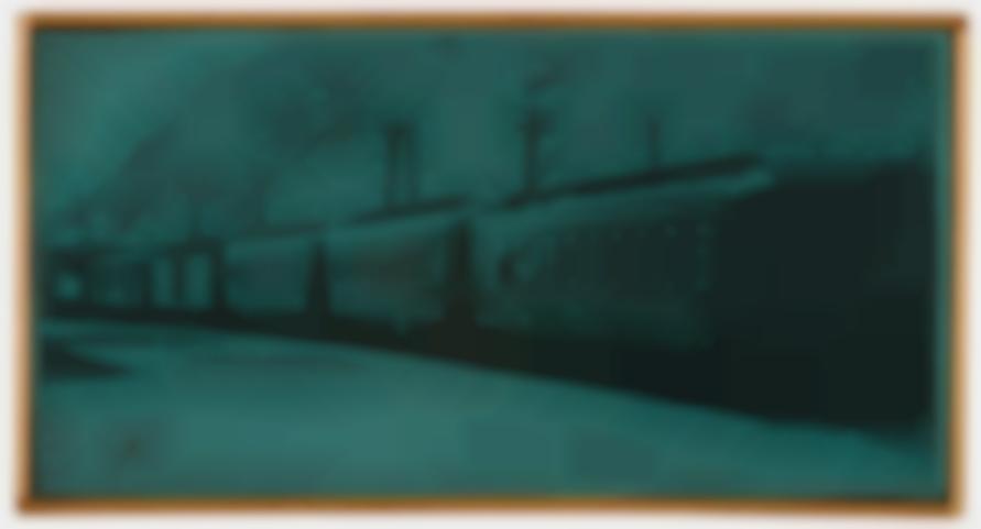 Richard Pettibone-Train-