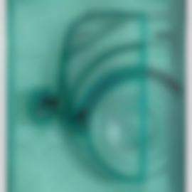 Claes Oldenburg-Profile Airflow-Test Mold, Front End
