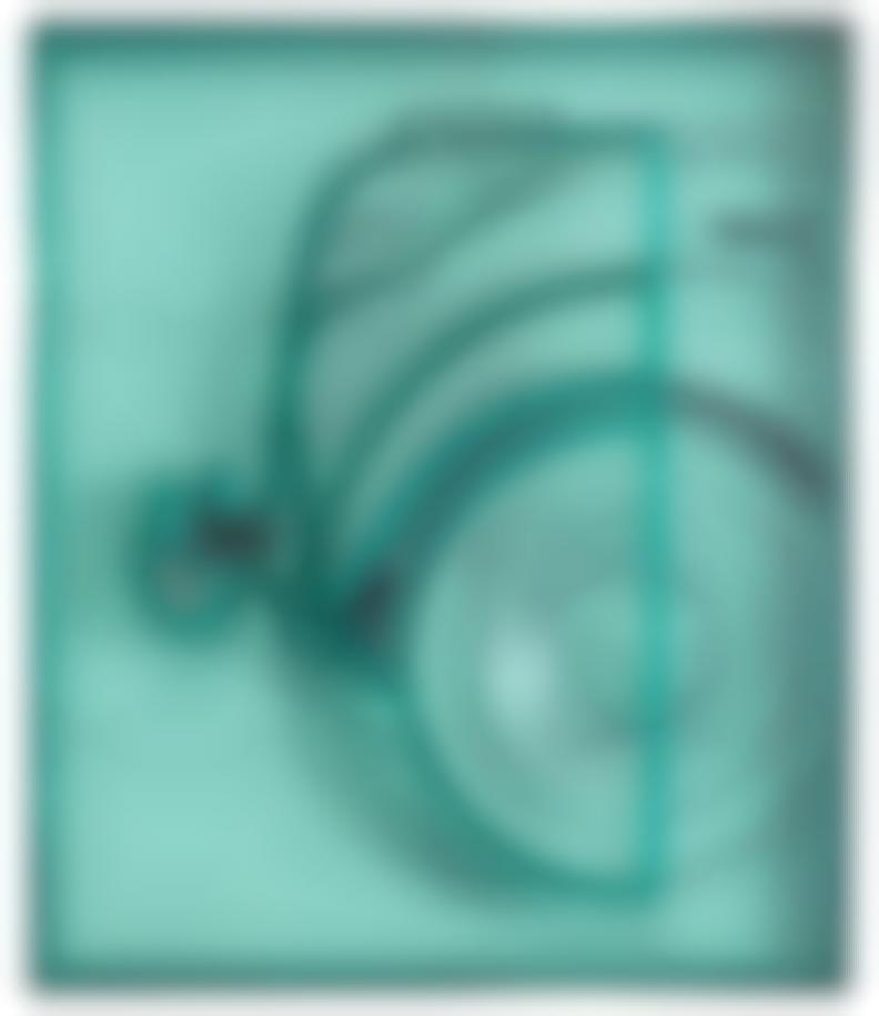 Claes Oldenburg-Profile Airflow-Test Mold, Front End-