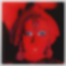 Andy Warhol-The Star (From Myths)-1981